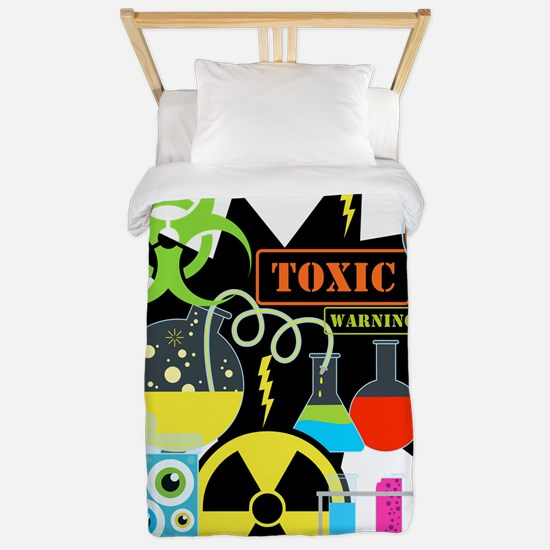 Mad Scientist Twin Duvet