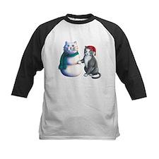 Snowcats_10x10B Baseball Jersey