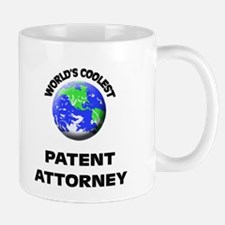 World's Coolest Patent Attorney Mug