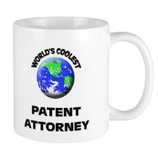 World's Coolest Patent Attorney Small Mug