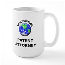 World's Coolest Patent Attorney Mug