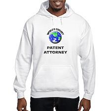 World's Coolest Patent Attorney Hoodie