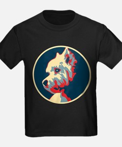 Westie_Poster.png T-Shirt