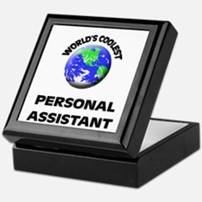 World's Coolest Personal Assistant Keepsake Box