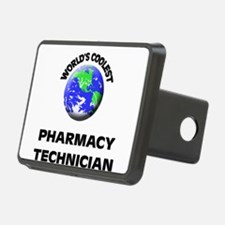 World's Coolest Pharmacy Technician Hitch Cover