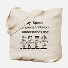 Helping Kids Communicate Tote Bag