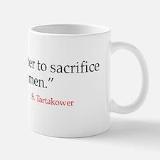 Mug - Chess master S. Tartakower quote