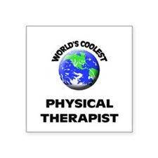 World's Coolest Physical Therapist Sticker