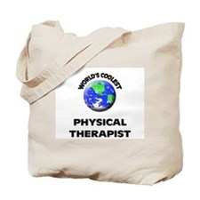 World's Coolest Physical Therapist Tote Bag