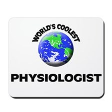World's Coolest Physiologist Mousepad