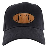 Bass Baseball Cap with Patch