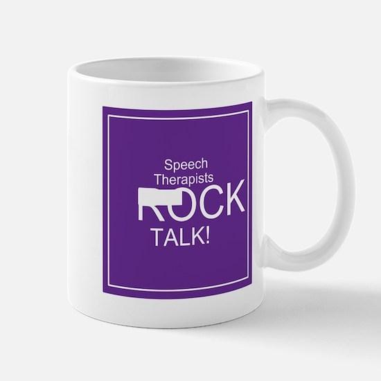 Speech Therapists Talk Mug