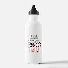 SLPs Talk! Water Bottle