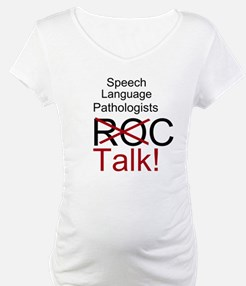 SLPs Talk! Shirt