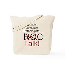 SLPs Talk! Tote Bag