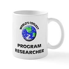 World's Coolest Program Researcher Mug