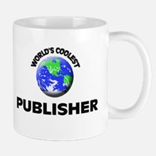 World's Coolest Publisher Mug