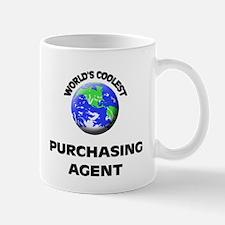 World's Coolest Purchasing Agent Mug