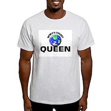 World's Coolest Queen T-Shirt