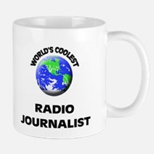 World's Coolest Radio Journalist Mug