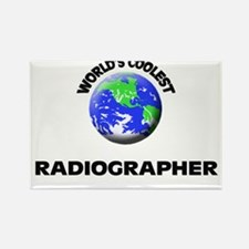 World's Coolest Radiographer Rectangle Magnet
