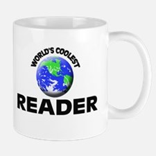 World's Coolest Reader Mug