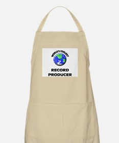 World's Coolest Record Producer Apron