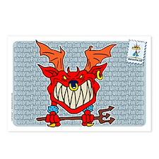 Azazel - Postcards (Package of 8)