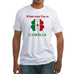 Corella Family Fitted T-Shirt