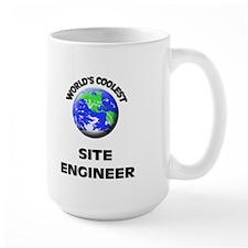 World's Coolest Site Engineer Mug