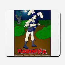 Rabinella: Vampire Bunnygirl Mousepad