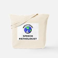 World's Coolest Speech Pathologist Tote Bag