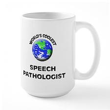 World's Coolest Speech Pathologist Mug