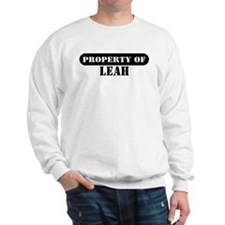 Property of Leah Sweatshirt