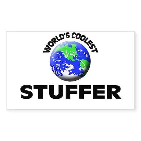 World's Coolest Stuffer Sticker