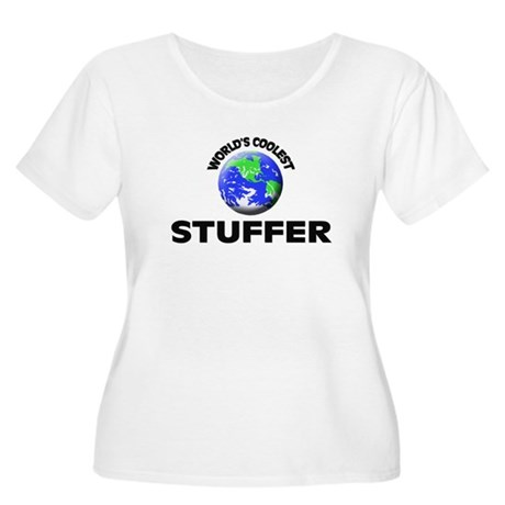 World's Coolest Stuffer Plus Size T-Shirt
