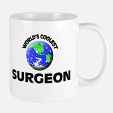 World's Coolest Surgeon Mug