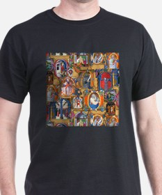 Medieval Illuminations T-Shirt