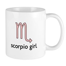 Scorpio Girl Mug