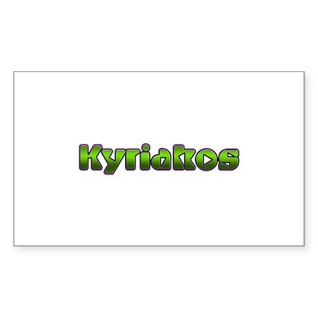 Hybrid Fight Academy Official Merchandise Sticker