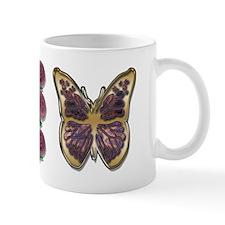 Butterfly w/ Mums 11oz. Mug