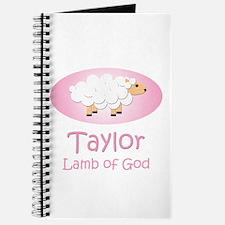 Lamb of God - Taylor Journal