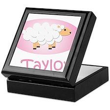 Lamb of God - Taylor Keepsake Box