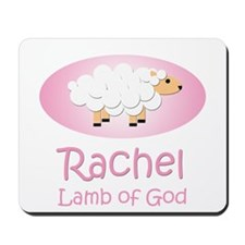 Lamb of God - Rachel Mousepad