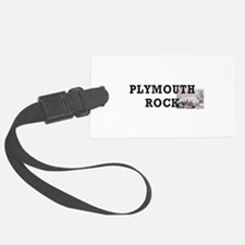 ABH Plymouth Rock Luggage Tag