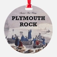 ABH Plymouth Rock Ornament