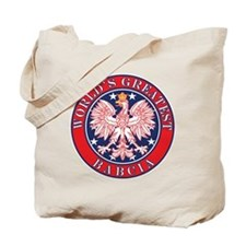 World's Greatest Babcia Tote Bag