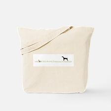 Solid Liver GSP on Chukar Tote Bag