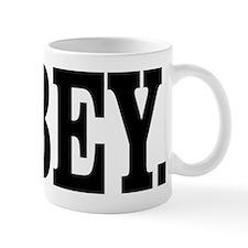 Lacrosse Obey Mug
