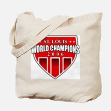 St. Louis Champions Tote Bag